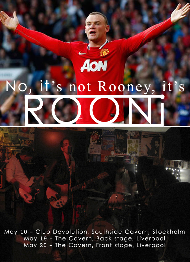 Poster Rooni/Rooney May