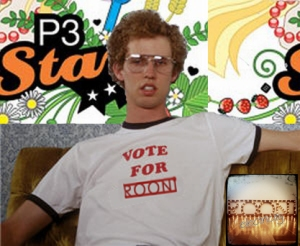 Vote for Rooni